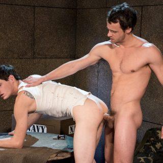 Arm-ageddon, Scene 3 - Nate Grimes & Tony Orlando