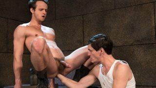 Arm-ageddon, Scene 4 - Nate Grimes & Tony Orlando