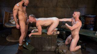 Arm-ageddon, Scene 5 - Brian Bonds, Dylan Strokes & D Arclyte