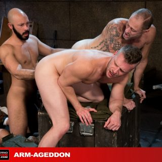 Arm-ageddon, Scene 6 - Brian Bonds, Dylan Strokes & D Arclyte