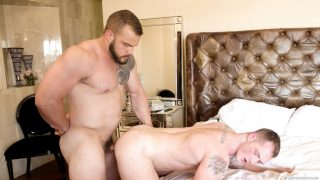 Bed Buddies - Jackson Cooper & Dax Carter