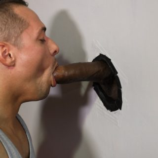 Massive Cock In The Glory Hole - Pheonix Fellington & Aston Springs