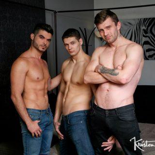 Tonny Scott, Tomas Fuk & Nikol Monak