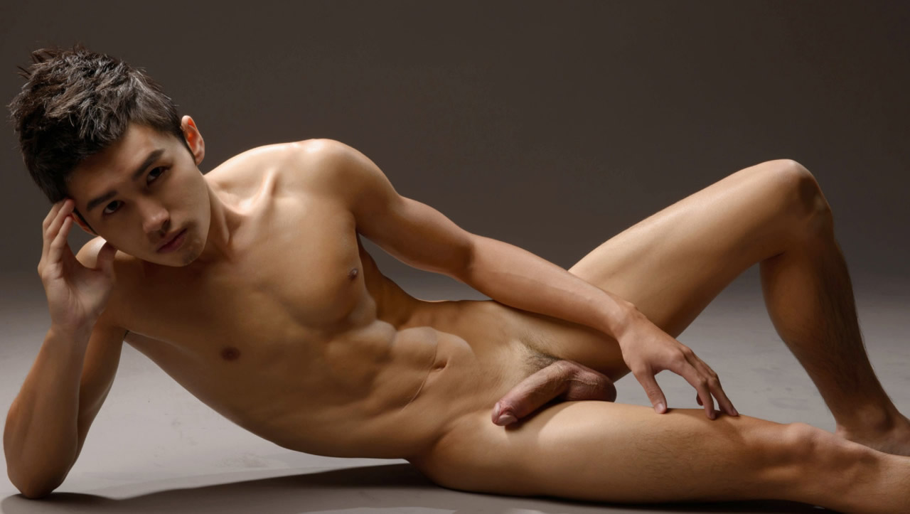 Full-Frontal Fit Young Guy