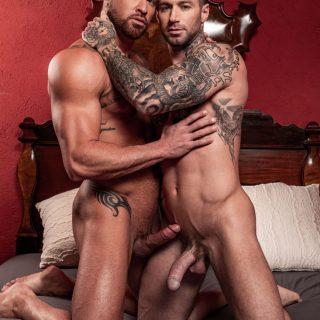 Dylan James & Michael Roman