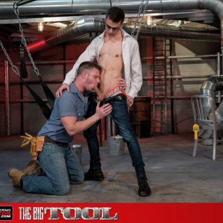 The Big Tool, Scene 5 - Brian Bonds & James Oakleigh