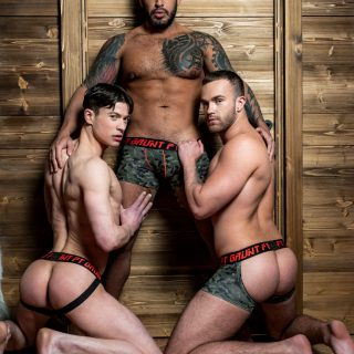 Viktor Rom, Jackson Radiz & Ruslan Angelo