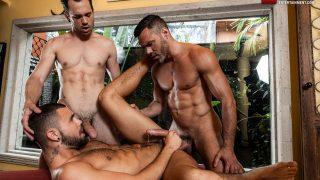 Manuel Skye, Jeffrey Lloyd & Drake Rogers