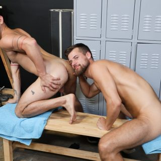 Too Tired To Train But Not To Fuck - Cesar Rossi & Mars Rousseau