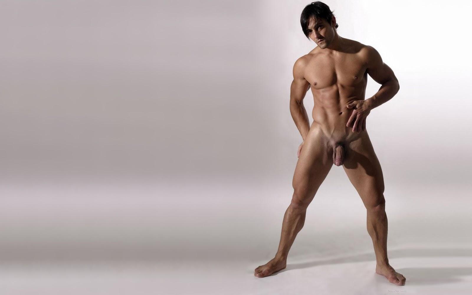 Мужские голые фигуры — pic 5