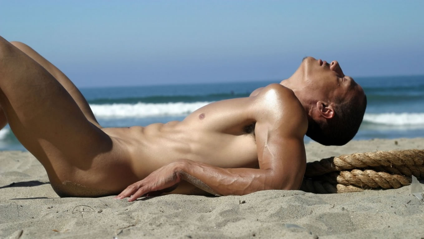 Will rogers gay beach