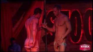 Nude Male Dancers at Stockbar