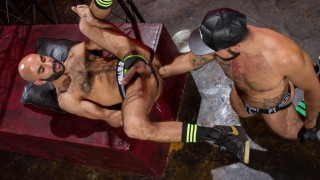 Greedy Hole, Part 2 - Alessandro Del Toro & Boyhous