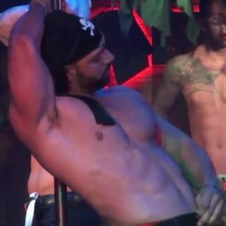 Nude Male Dancers at Stockbar