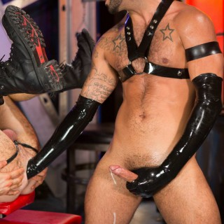 Big Bad Wolf, Part 3 - Drew Sebastian, Dolan Wolf & Rikk York
