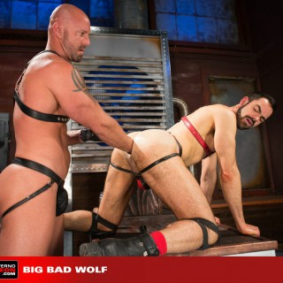Big Bad Wolf, Part 1 - Mitch Vaughn & Dolan Wolf