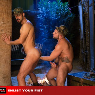Enlist Your Fist, Part 1 - Alessandro Del Toro & Dolan Wolf