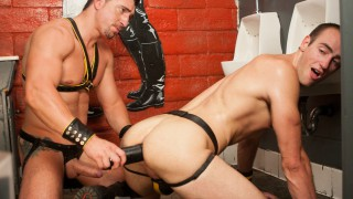 Last Call For Handball, Scene 1 - Jimmy Durano & Byron Saint
