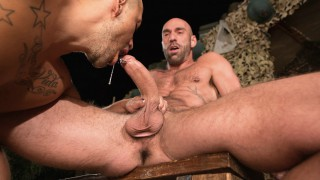 Fire In The Foxhole, Scene 1 - Jordano Santoro & Drew Sebastian