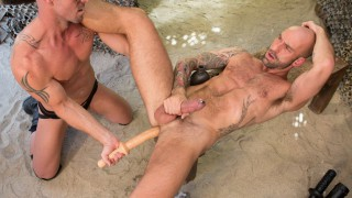 Fire In The Foxhole - Mitch Vaughn & Drew Sebastian