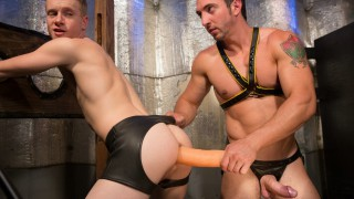 Hole Busters 10, Scene 3 - Jimmy Durano & Liam Harkmore