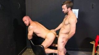 Striptease Audition - Matt Stevens & Mike Gaite