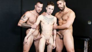 The Big Dick Club Part 2 - Trey Turner, Sean Duran & Sean Christopher