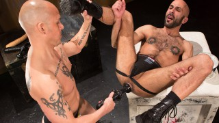 Hole Busters 9, Scene 1 - Boyhous & Christian Andrade