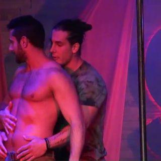 Nude Male Dancers at Stockbar.com