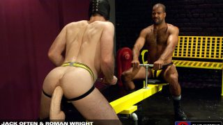 Fisting Playground 1, Scene 4 - Jack Often & Roman Wright
