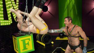 Fisting Playground 2, Scene 1 - Nick Moretti & Rick Van Sant