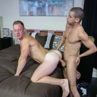 Big Cock Pep Talk - Saxon West & Tommy DeLuca
