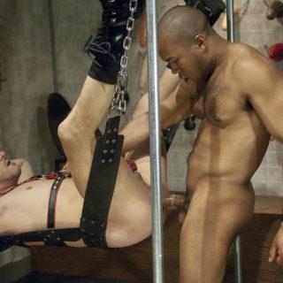 Nasty, Scene 3 - Evan Matthews, Diablo Fox & Ramon Steele