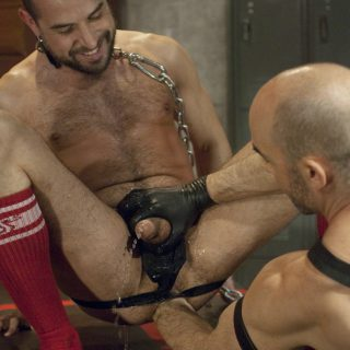 Nasty, Scene 4 - Nick Forte & Diablo Fox