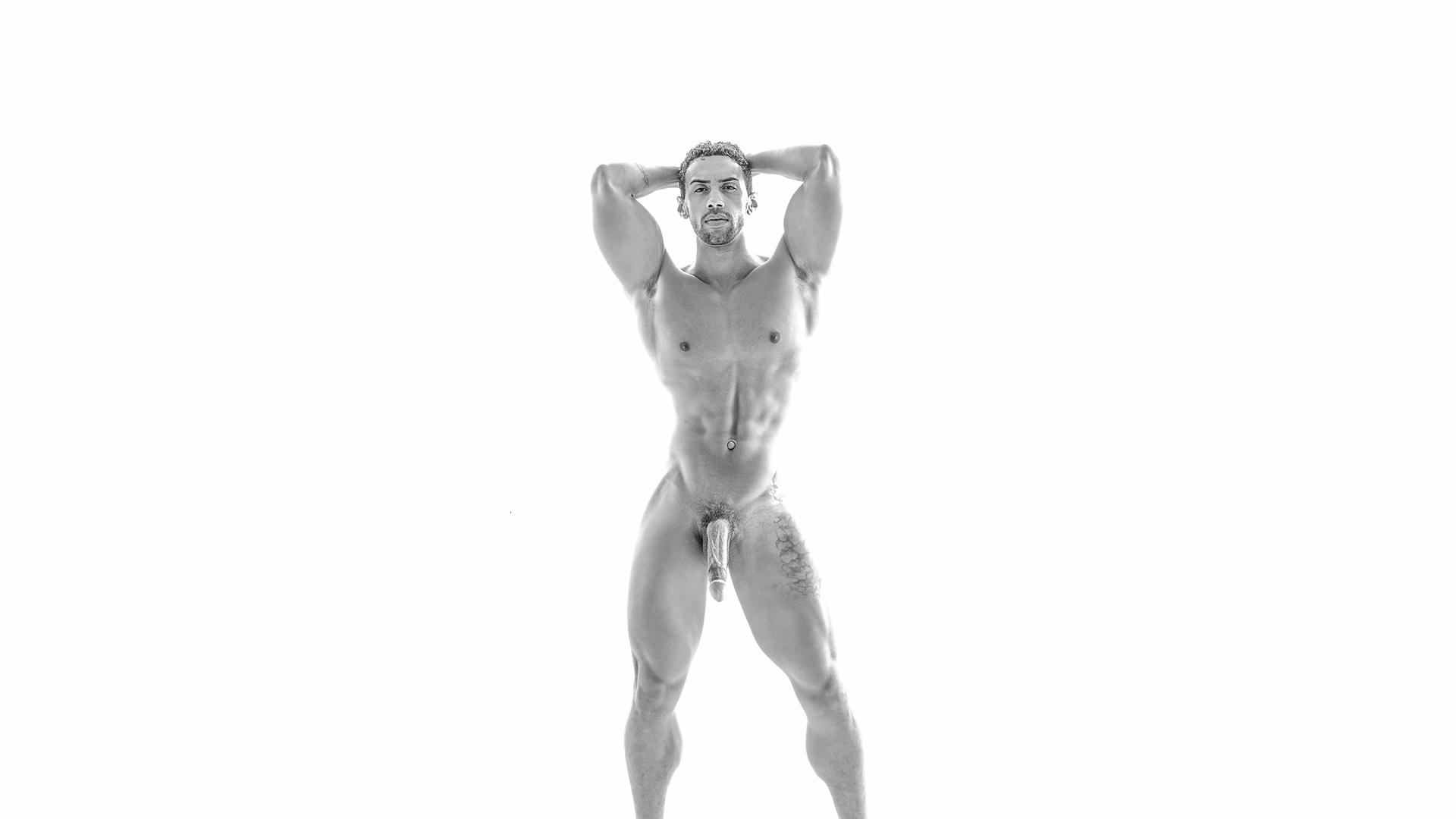 Naked gay italian men