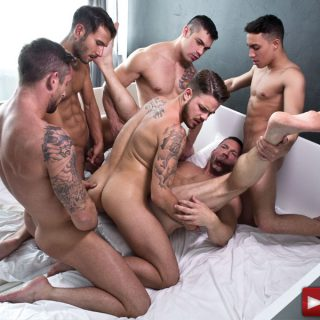 Alejandro Alvarez, Fernando Torres, Fabio Lopez, Joey Pele, Tomas Brand, Mark Sanz, Nick North & Misha Dante