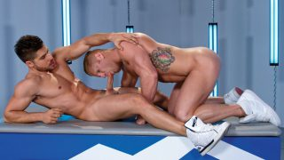 Amped, Scene 4 - Johnny V & Fabio Acconi
