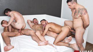 Fernando Torres, Tomas Brand, Alejandro Alvarez, Josh Milk & Toby Dutch