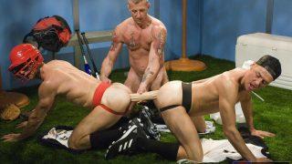Fisting All-Stars, Scene 1 - Evan Matthews, Jonathan Doe & Mike Power