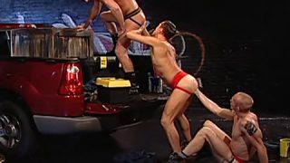 Handy Men, Scene 4 - Evan Matthews, Mason Garet & Matthieu Paris