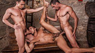 Ibrahim Moreno, Alex Kof & Javi Velaro