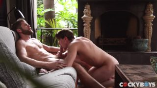 Colby Keller & Jack Hunter