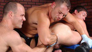HandPacked 2: ManPacked, Scene 4 - Armin Rush, Carlo Cox & Doug Jeffries
