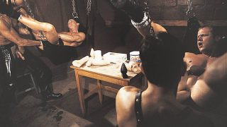Sting: A Taste For Leather (Vintage) Scene 3 - Christopher Scott, Thom Barron, Addison Scott & Jeff Palmer
