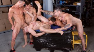 Urban Spokes, Scene 4 - Trenton Ducati, Connor Patricks, Ryan Rose, Rod Peterson & Griffin Barrows