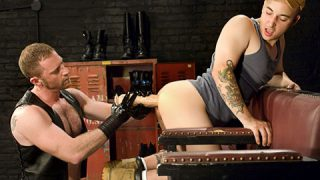 Booted, Scene 4 - Adam Faust & Alex DeLarge
