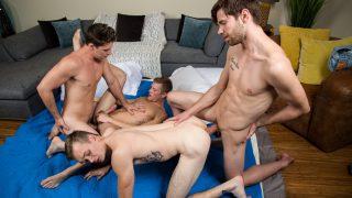 Cuddle Puddle - Paul Canon, Dalton Briggs, Ty Thomas & Jackson Traynor
