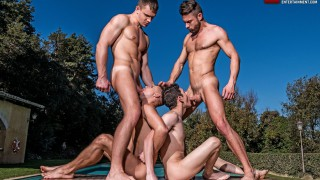 Klim Gromov, Ricky Verez, James Castle & Andrey Vic
