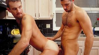 Fist For Hire 1, Scene 1 - Jason Anderson & Tom Vaccaro