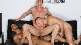 Ivan Gregory, Denis Sokolov & Lucas Fox